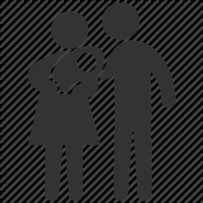 супруги муж жена